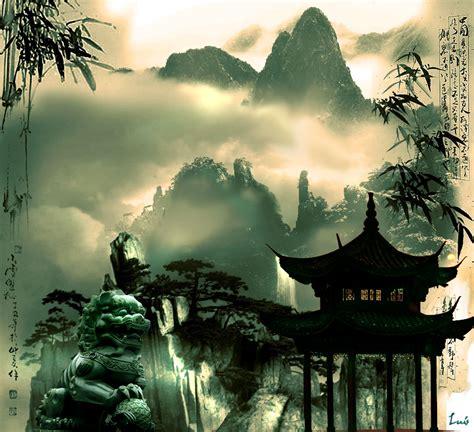 imagenes de paisajes orientales oriental los cuatro elementos p 225 gina 15