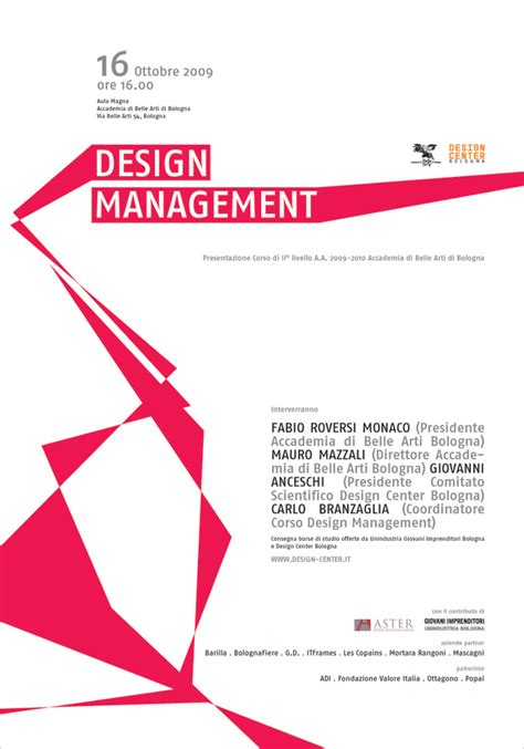 design and management design management stefania biagini