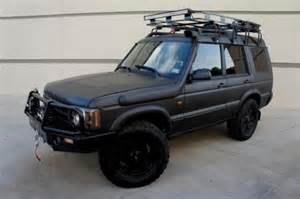 find used custom safari land rover discovery snorkel winch