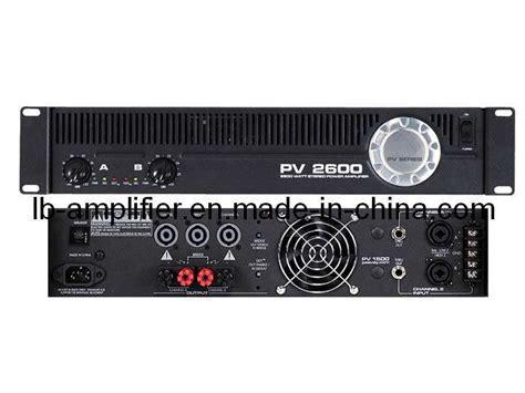 Power Lifier Qsc pro audio