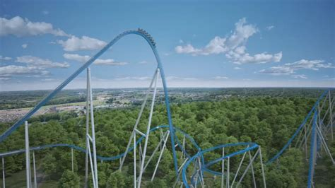 kings island announces  orion roller coaster community wdrbcom