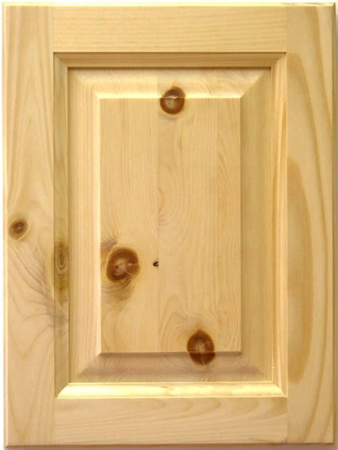 Pine Cabinet Door Pine Unfinished Kitchen Cabinet Doors