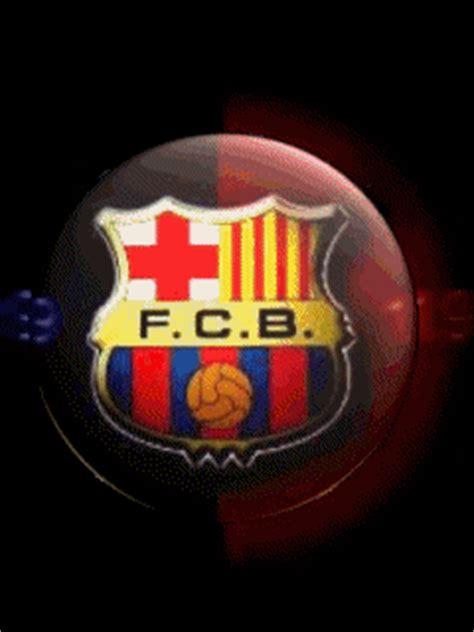 wallpaper barcelona animasi bergerak wallpaper animasi handphone logo barcelona fc tadungkung
