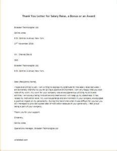 thank you letter for salary raise writeletter2