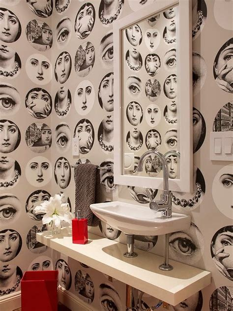 wallpaper suitable for bathrooms uk sink designs suitable for small bathrooms
