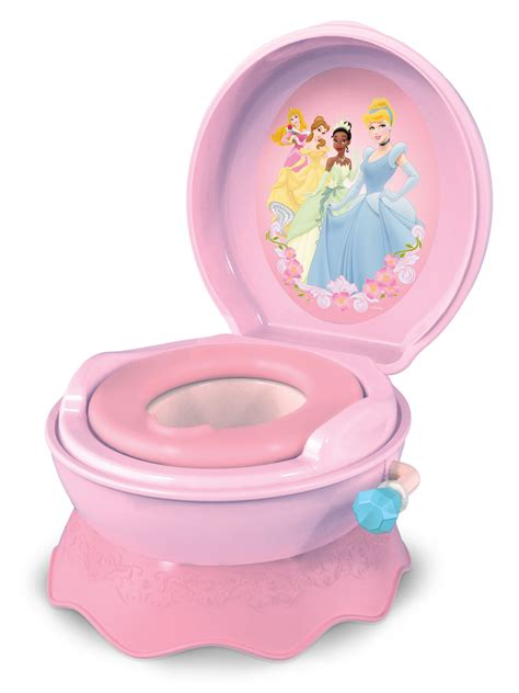 disney princess potty chair  magical sounds potty