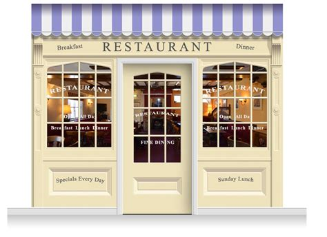 Restaurant Front Doors Restaurant Door Stock Image Flickr