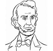 Abraham Lincoln Coloring Page 2 &amp Book