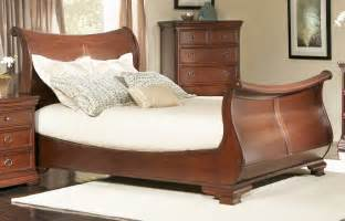 King Sleigh Bed Largo Marseille King Sleigh Bed