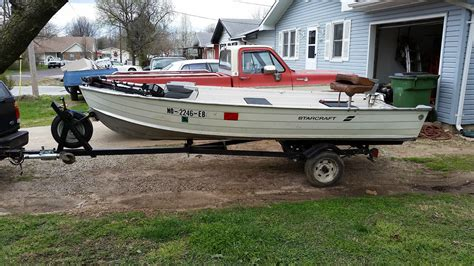 1982 starcraft boat starcraft 1982 for sale for 1 250 boats from usa