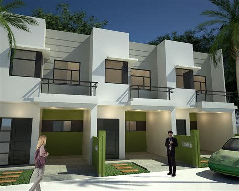 contemporary townhouse projects kaiser estates
