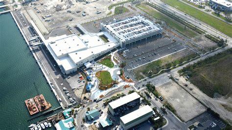 Florida Home Interiors Port Canaveral Cruise Terminal No 1 Parking Garage Bea