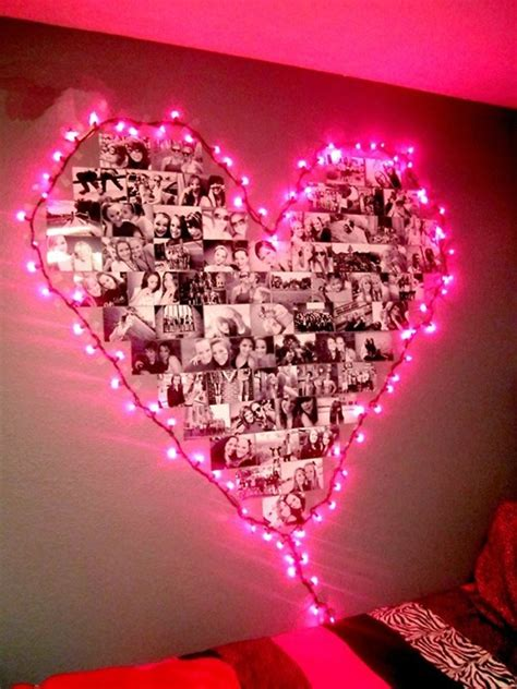 themes about young love pink teen love photo craft ideas