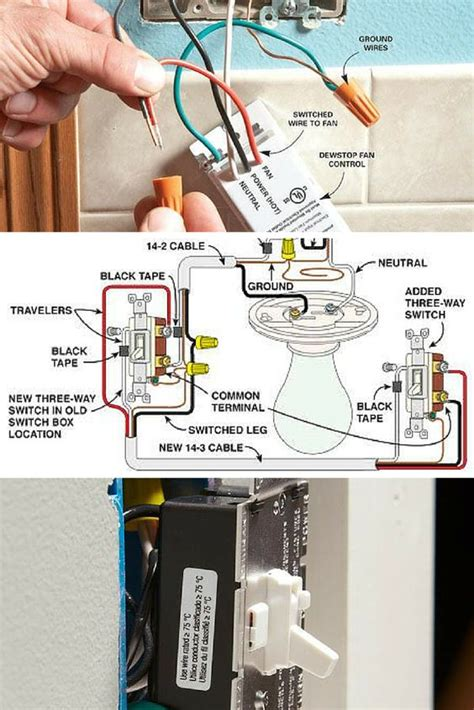 learn electrical wiring wiring switches learn how to replace and wire switches