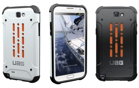 Samsung Galaxy Note 4 5 Uag Solid Bumper Backcase Casing Cover Kuat armor gear mini galaxy note 2 cases keep it