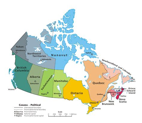 canadian map of provinces and territories geography grade 6 social studies
