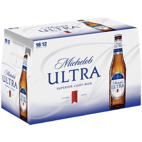 Michelob Ultra Light michelob ultra superior light 12 fl oz 18 pack