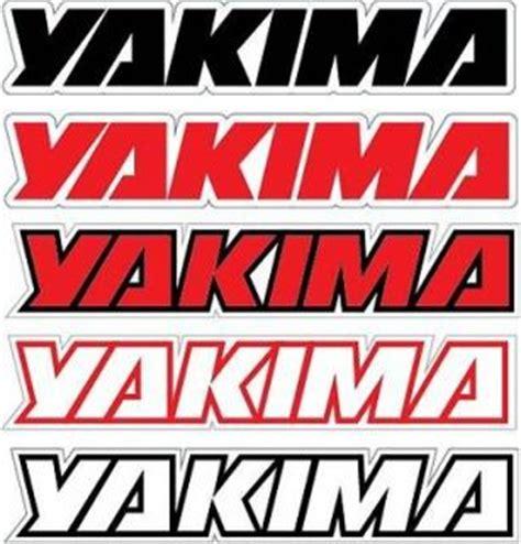 Window Decals Yakima by Alpinestars Stickers Pictures