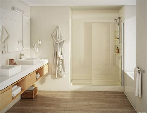 bathrooms without bathtubs create a luxurious master bathroom bath fitter nw