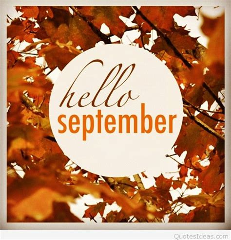 best september quotes images wallpaper hello september quotes with covers wallpapers