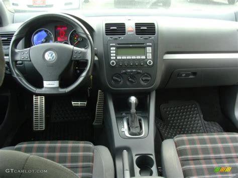 interlagos plaid cloth interior 2008 volkswagen gti 2 door