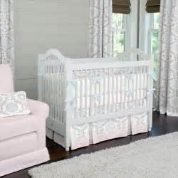 Design My Baby Bedding A Baby S Nursery Designer Crib Bedding In Pink