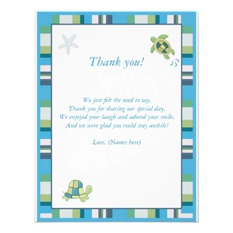 how to install bay photo card template 7 best thank you messages images on baby