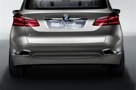 Bmw 1er Hybrid by Bmw S Hybrid Active Tourer Concept Is A 1 Series Gt In