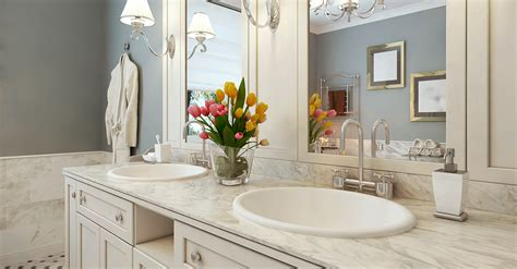 real bathroom makeovers bathroom makeover 4 tips to spruce it up century 21 174