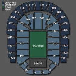 Floor Plan O2 Arena London O2 Arena London Seating Plan Detailed Seat Numbers