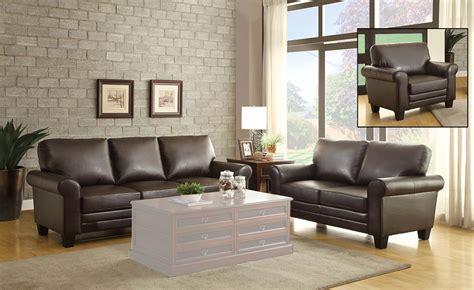 brown living room set hume dark brown living room set