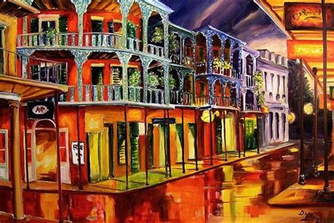 paint nite orleans quarter glimmer sold by diane millsap from new