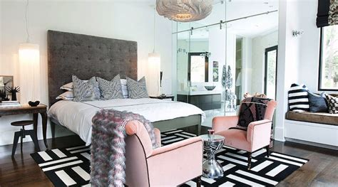 Restoration Hardware Tufted Sofa Pink And Gray Bedroom Contemporary Bedroom Lucinda