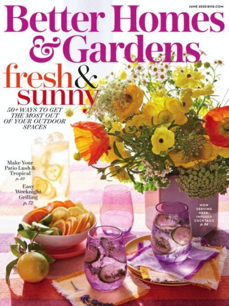homes  gardens  year subscription