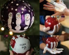 Homemade christmas tree ornaments 20 easy diy ideas and