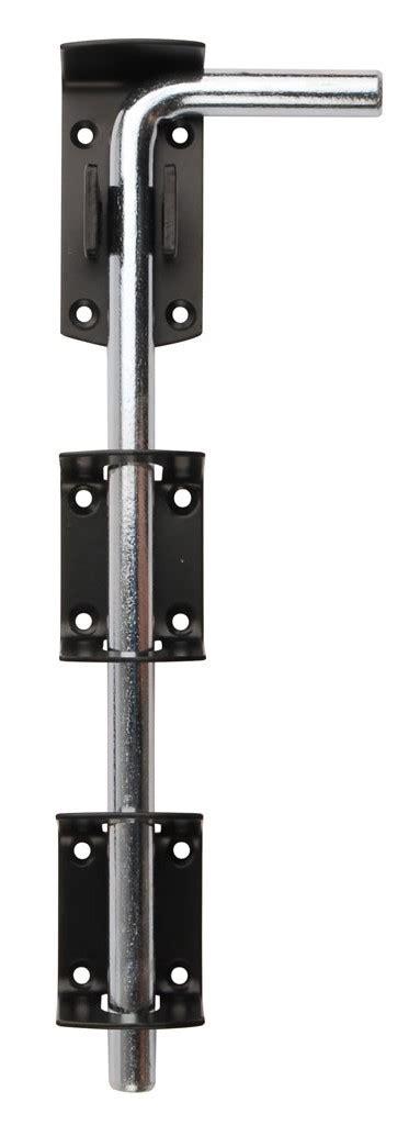 galvanised garage door bolt dale hardware