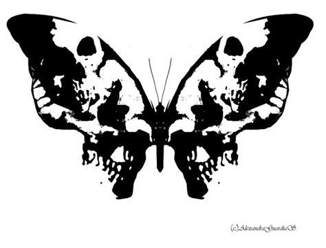 inkblot art is an exle of reversible figure ground