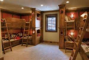 Bunk Beds Room Bunk Beds For Four Wonderful Space Saving Additions To The Rooms
