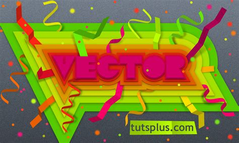 newspaper tutorial illustrator create colorful layered paper type in illustrator