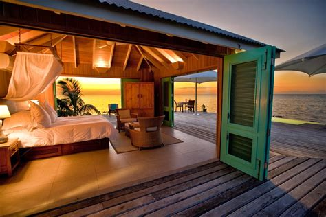hotel rooms water caribbean the best hotels in the world fodor s 2014 award winners travelnews