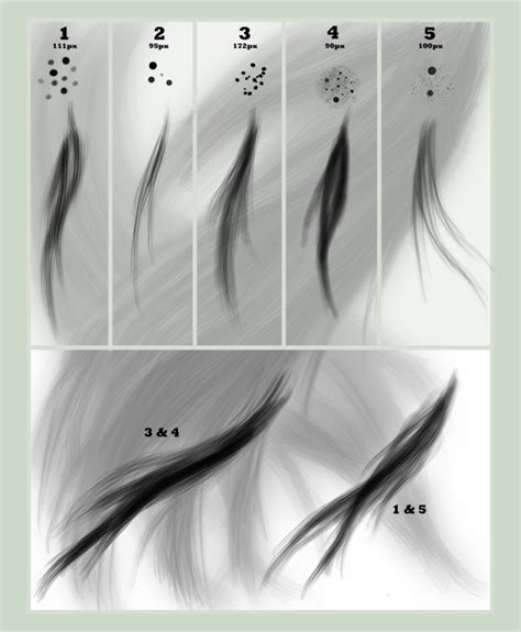 Download Hair Brushes For Gimp | hair brush set for gimp by jesuslover488448 on deviantart