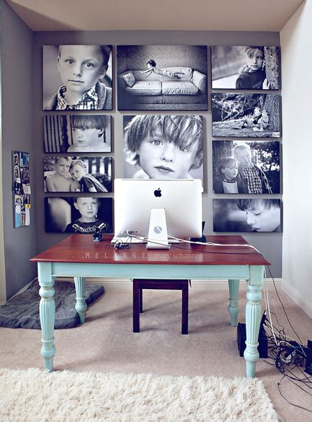 office wall ideas office decorating ideas wall collage canvas collage