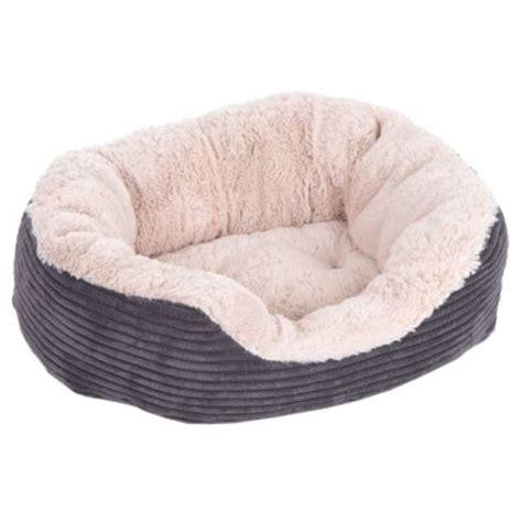 jumbo dog bed rosewood grey jumbo pet bed customer reviews at zooplus