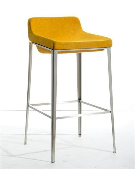 modern bar stools fabric bar stool in modern style 44br105 f