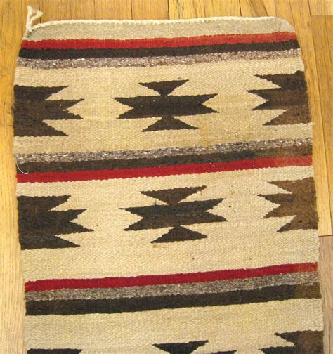 mexican rug vintage mexican zapotec rug with and stripes design for sale at 1stdibs