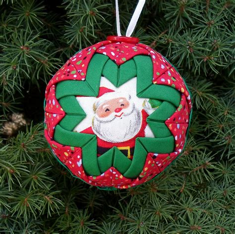 Patchwork Ornaments - happier than a pig in mud crafty getting an
