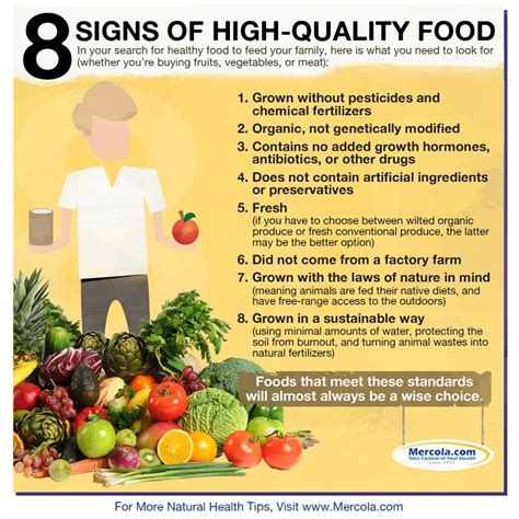 high quality food 8 signs to consider when searching for high quality food home and garden america