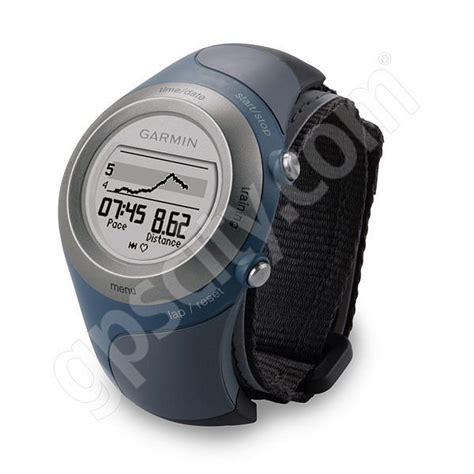 Garmin Forerunner 405cx With Hrm And Usb Ant Stick Blue