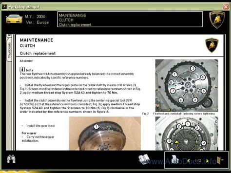 2004 lamborghini gallardo owners manual download lamborghini diablo gallardo murcielago parts catalog