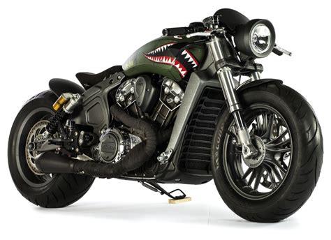 Verlängerung Für Motorrad Spiegel by Rock N Road Motorrad Indian Scout Aufwaeniger